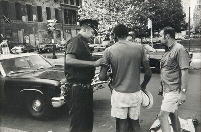 André Kertész, 'Low enforcement', 1969