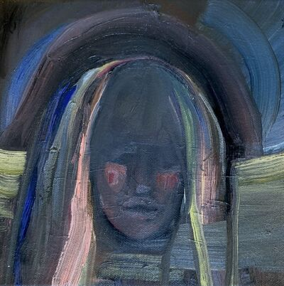 Mira Gerard, 'Moonrise', 2020