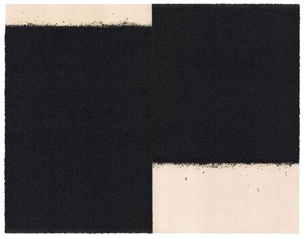 Richard Serra, 'Backstop II', 2021