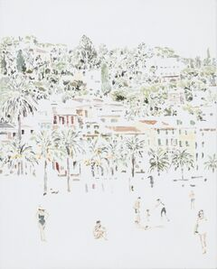 Gianluca Di Pasquale, 'Cappello bianco', 2017