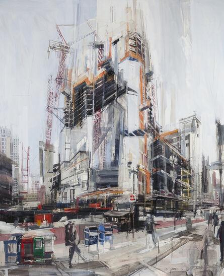 Sean Flood, 'Millennium Tower Boston', 2016