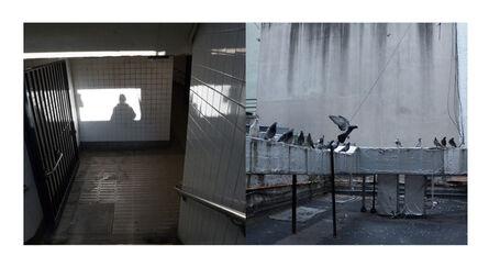 Ellen Wallenstein, 'Self-Portrait/Birds', 2017
