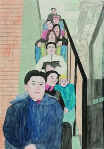 Bingfeng Shao, 'Untitled ', 2011