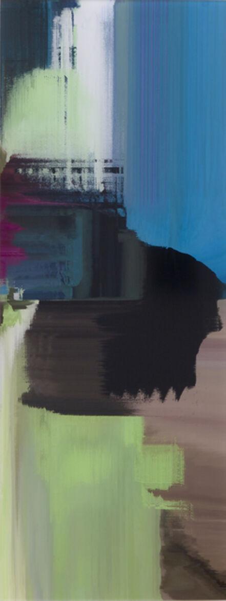 Rory Donaldson, 'Vertical Balcony : Moving Up Slowly', 2011