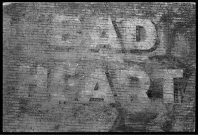 Dennis Hopper, 'Bad Heart', 1961