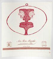 Louise Bourgeois, 'Caryatid', 2001