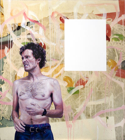Jim Shaw, 'Cake (Daniel in Disgust)', 2011