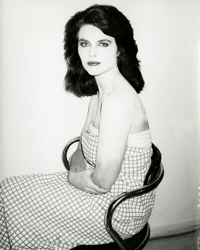 Andy Warhol, 'Maria Shriver', 1986