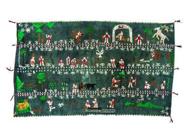 Unknown Artist, 'Tingguian tapestry', Mid-1990s