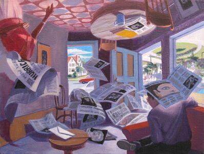 Robert Birmelin, 'Sunday Morning, The Doors series (Reversible)', 2001