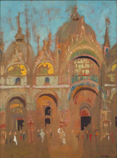 Adam Van Doren, 'San Marco Entrance'