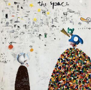 Edgar Plans, 'The Space', 2020