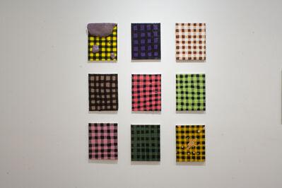 Sean Montgomery, 'Plaids', 2011-2012
