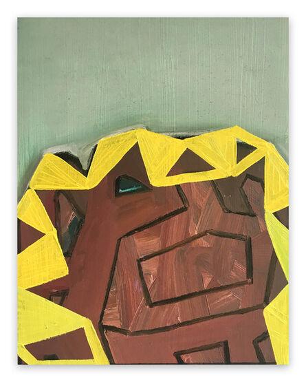 Ashlynn Browning, 'Cerebellum (Abstract painting)', 2018