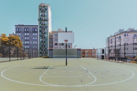 Ludwig Favre, 'SFO Playground', 2020