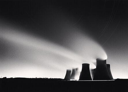 Michael Kenna, 'Ratcliffe Power Station, Study 26, Nottinghamshire, England', 1986