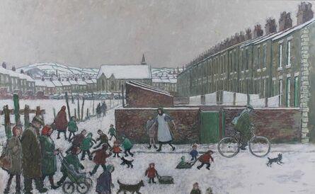 Norman Cornish, 'Mount Pleasant in Winter'