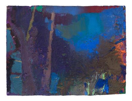 Brian Rutenberg, 'Looming Pine 9', 2018
