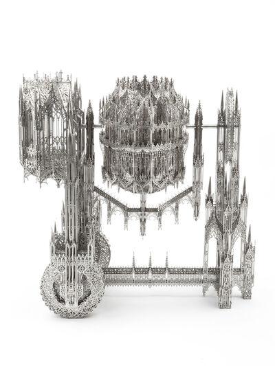 Wim Delvoye, 'Concrete Mixer', 2010