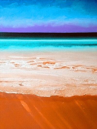 Mayra Navarro Art, 'WIND N' SEA 6AM', 2021