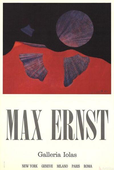 Max Ernst, 'Galleria Iolas', (Date unknown)