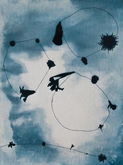 Kunié Sugiura, 'Trochoids Positive III', 2000