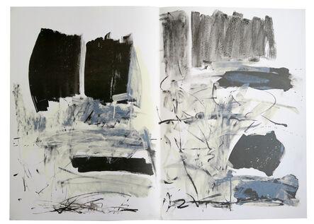 Sam Francis, 'Fresh Air School: Exhibition of Paintings, Sam Francis, Joan Mitchell, Walasse Ting', 1972/1973