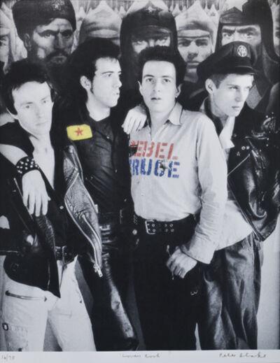 Peter Blake, 'LOVE - Lovers Rock (The Clash)', 2004