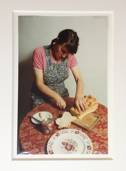 Jo Spence, 'Photo Therapy: Early Mother ', 1984