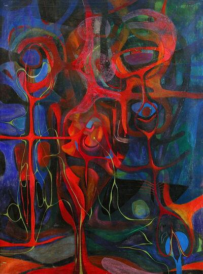Gerome Kamrowski, 'Paysage Flottant', 1947