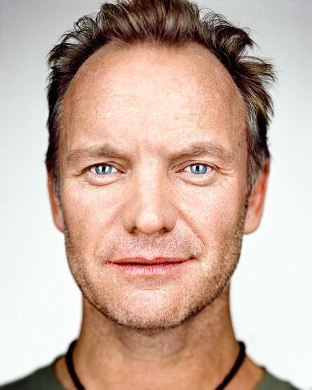 Martin Schoeller, 'Sting', 2004