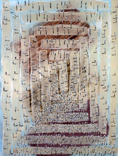 Thomas Hartmann, 'Verstelter Raum (Displaced Room)', 2016