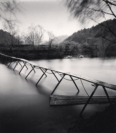 Michael Kenna, 'Wooden Bridge, Study 2, Tuokou Village, Jiangxi, China', 2017
