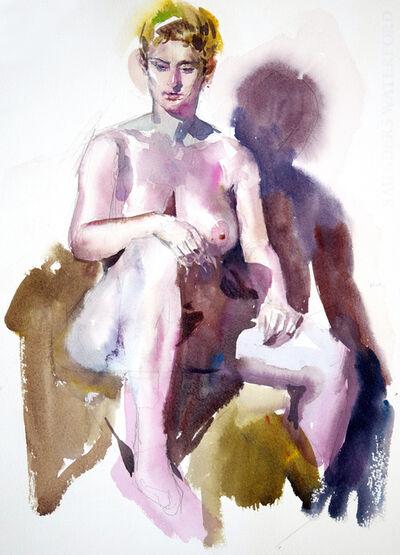 Marcelo Daldoce, 'Yellow Hair', 2018
