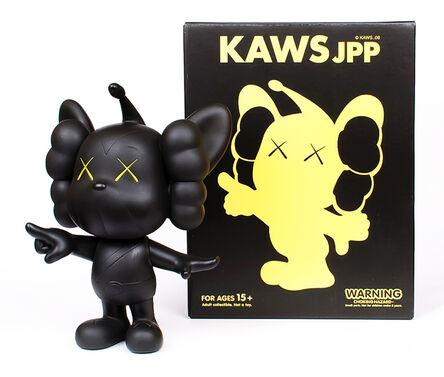 KAWS, 'JPP (Black)', 2008