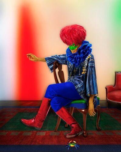 Iké Udé, 'Sartorial Anarchy #19', 2013