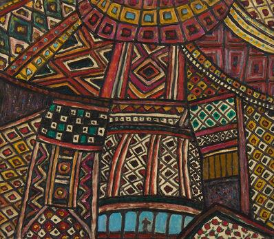 Alan Davie, 'Mosque Dream', 2003