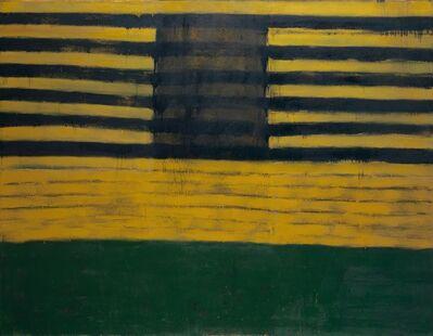 Frank Stella, 'Seward Park', 1958