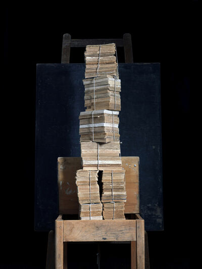 Simon Brown, 'The Impossible Weight of Knowledge Number Two', 2010