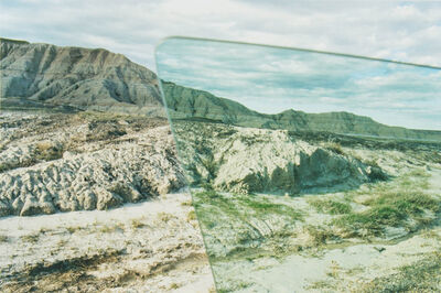 Rebecca Norris Webb, 'Badlands', 2010