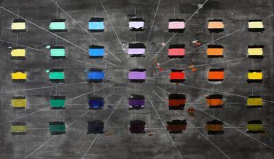 Osvaldo Romberg, 'Munsell Color Atlas', 2013