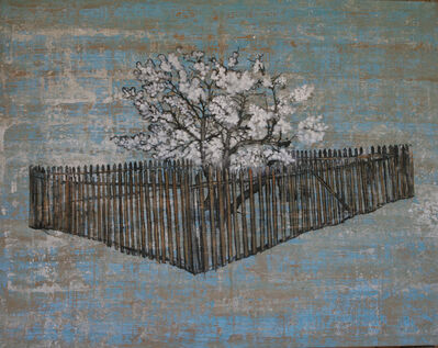 G.R. Iranna, 'Fenced', 2013