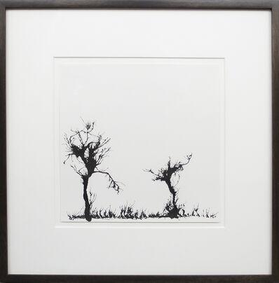Mahmoud Hamadani, '(Untitled) Traces', 2010