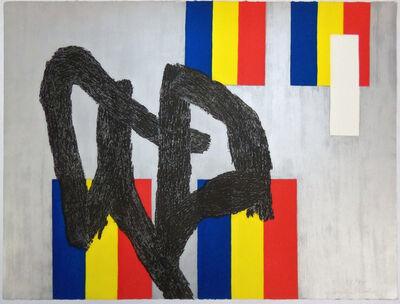 Jonathan Lasker, 'Untitled (Brooklyn Academy of Music Print Portfolio II)', 1989