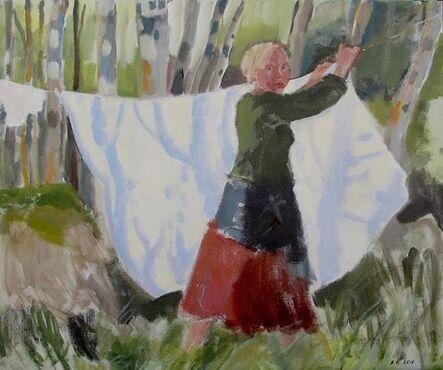 Brita Granstrom, 'Mother of Four', 2011