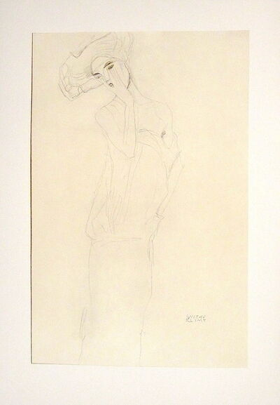 Gustav Klimt, 'Untitled II.XI', 1964