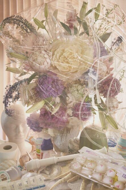 David LaChapelle, 'Deathless Winter Flower', 2011