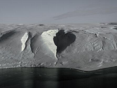 Henrik Saxgren, 'Heart Rock', 2016