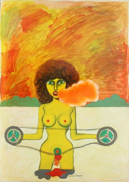 Keiichi Tanaami, 'Happy Doll', 1968