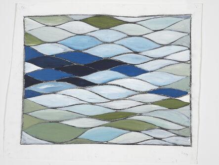 Lubaina Himid, 'Ripples', 1998